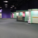 Inside of Dead Disney Store