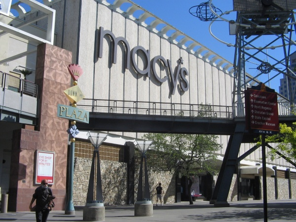 Macy's at Downtown Plaza