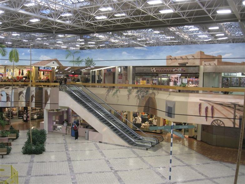 Dallas texas strip malls