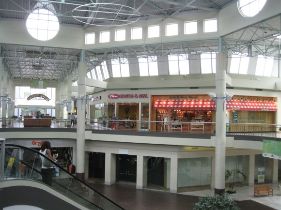 New Jersey Mall Food Court
