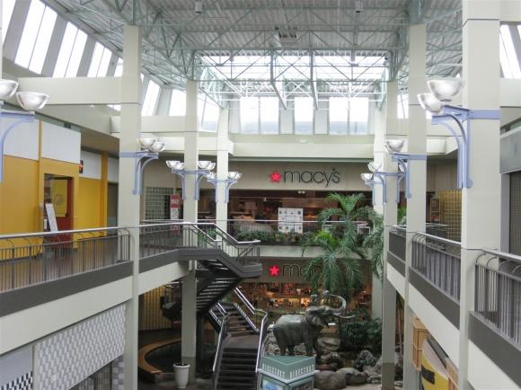 Voorhees Town Center. at Burlington Center Mall.