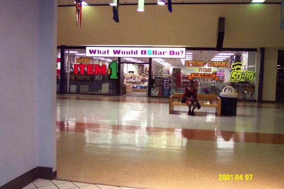 Heywood Mall Food Court