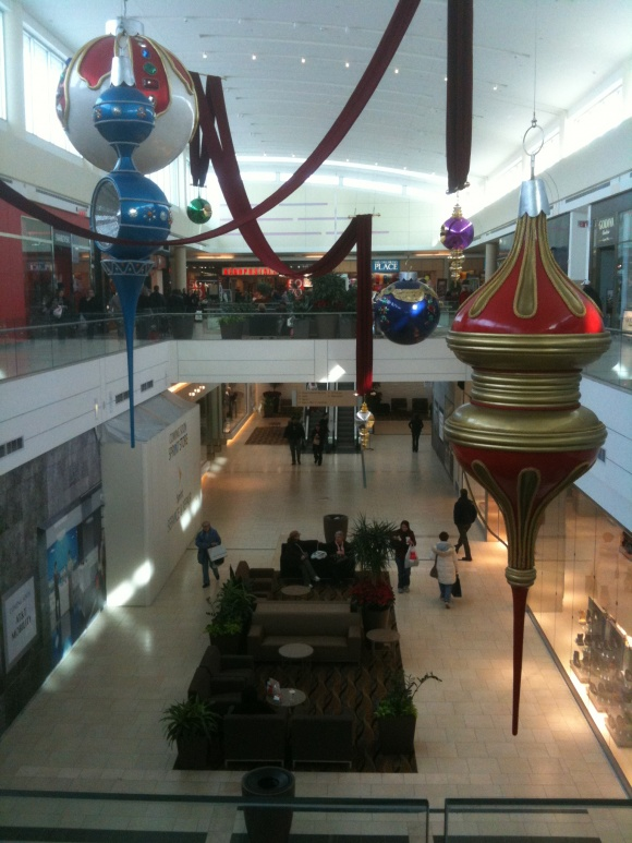 Northshore Mall; Peabody, Massachusetts   Labelscar