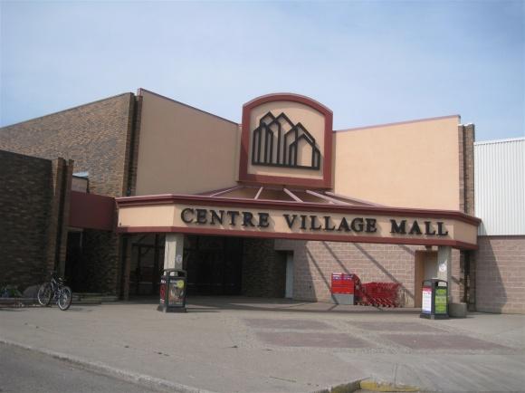 Mall Shopping Centre Centre Village Mall Was