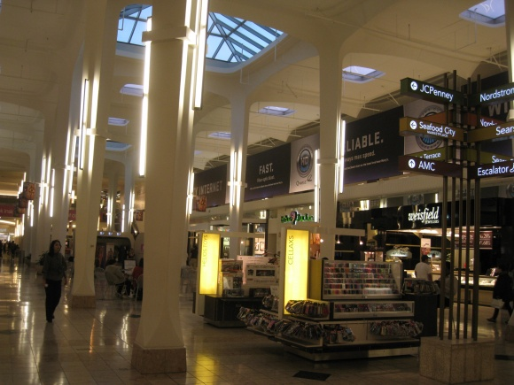 Westfield Mall Seattle Food Court