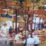 Food Court 1980s #1