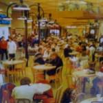 Food court 1980s #2