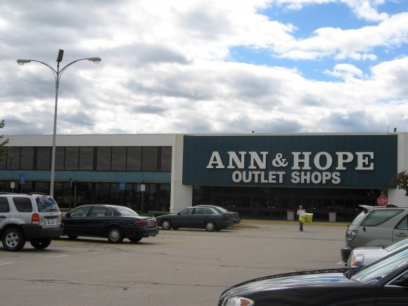 Ann &amp; Hope, Warwick, Rhode Island