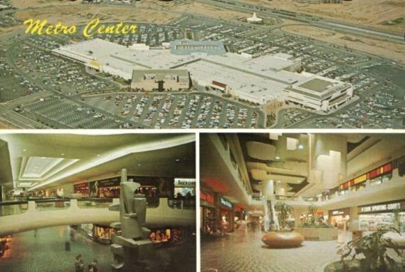 Metro Center Phoenix Food Court