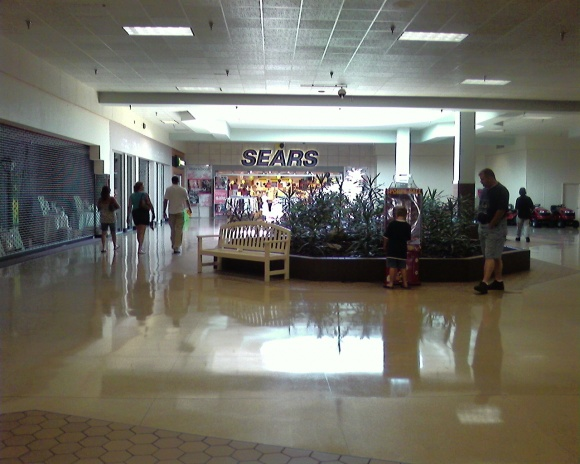 Labelscar The Retail History Blogschuylkill Mall