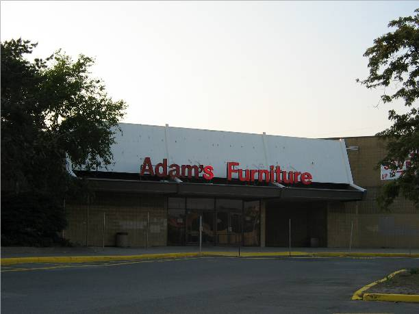 Adam S Furniture Former Kmart Wing Entrance At Mystic Mall In Chelsea Ma