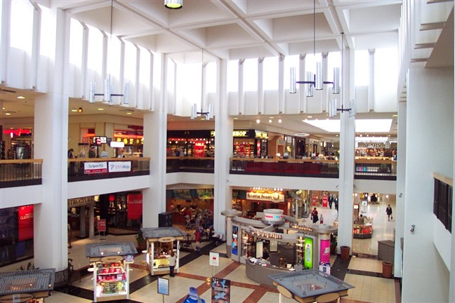 The Retail History Blognorthwoods Mall