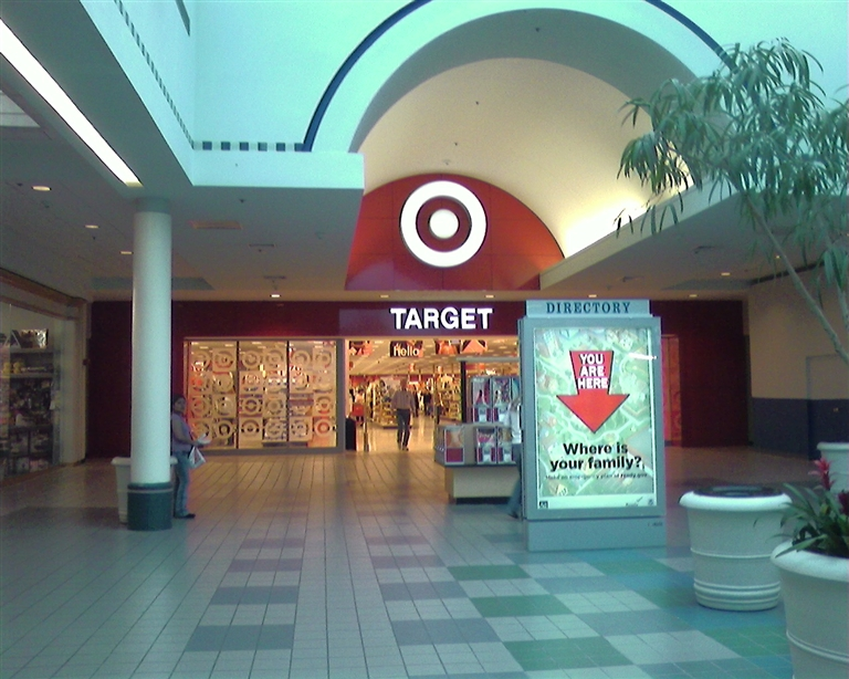 Ny Target At Broadway Mall In Hicksville
