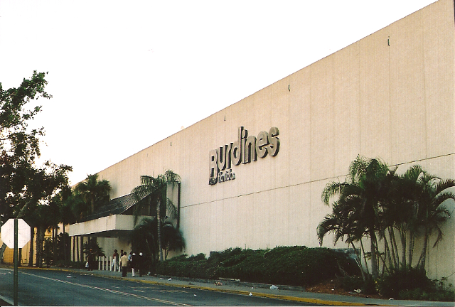 Fl 2004 Photo Of Burdine S At Palm Beach Mall In West